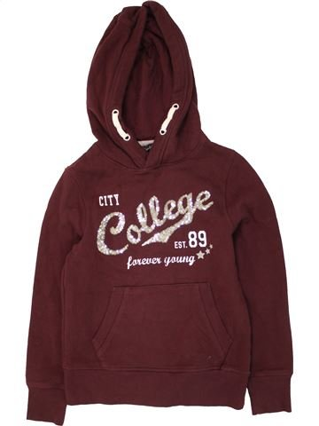 Sweat fille CANDY COUTURE marron 11 ans hiver #1454686_1