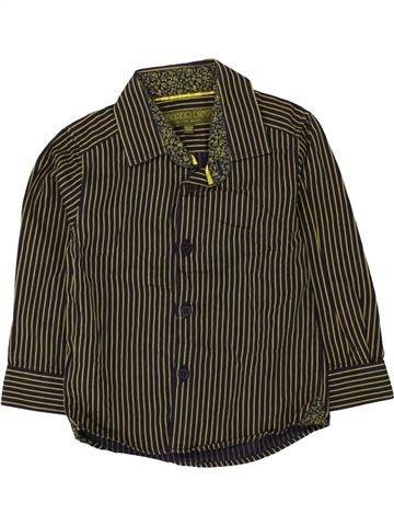 Chemise manches longues garçon TED BAKER marron 18 mois hiver #1454700_1