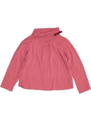 Camiseta de cuello alto niña SERGENT MAJOR rosa 5 años invierno #1455060_1