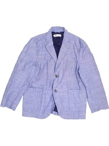 Chaqueta niño H&M violeta 9 años invierno #1455859_1