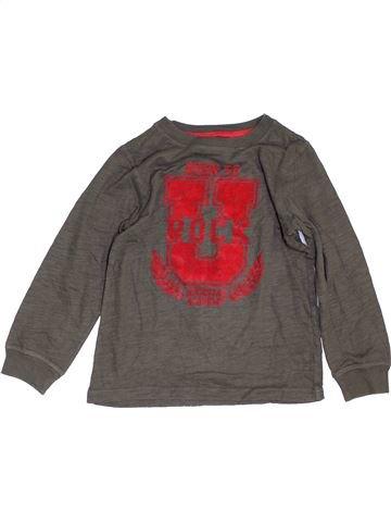 Camiseta de manga larga niño CARTER'S gris 5 años invierno #1456097_1