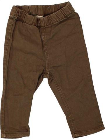 Tejano-Vaquero niño H&M marrón 9 meses invierno #1456131_1
