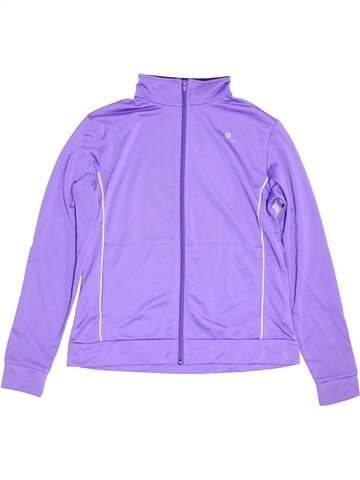Sportswear fille DOMYOS violet 14 ans hiver #1456238_1