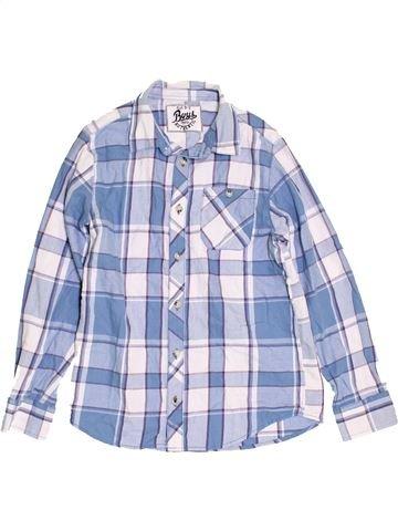 Camisa de manga larga niño BOYS blanco 9 años invierno #1456304_1