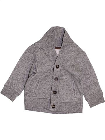 Sudadera niño H&M gris 6 meses invierno #1456549_1