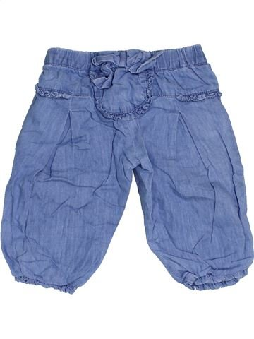 Pantalón corto niña TAPE À L'OEIL azul 12 meses invierno #1456554_1