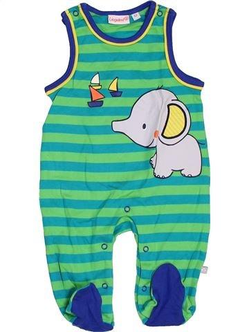 Pijama de 1 pieza niño LIEGELIND verde 3 meses verano #1456666_1