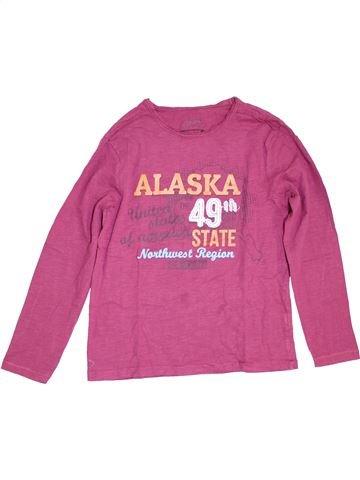 Camiseta de manga larga niño ORCHESTRA rosa 12 años invierno #1456730_1