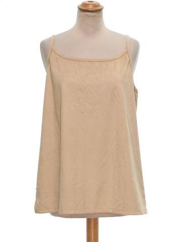 Camiseta sin mangas mujer ESMARA 46 (XL - T3) invierno #1456863_1