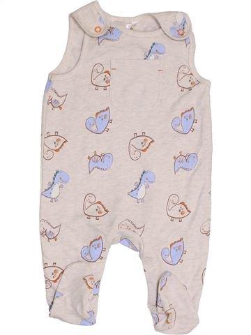 Pijama de 1 pieza niño M&CO blanco 3 meses verano #1456958_1