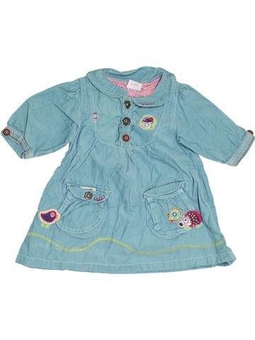 Vestido niña NEXT azul 18 meses invierno #1456990_1