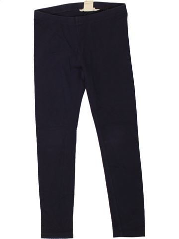 Legging niña H&M negro 7 años invierno #1457033_1