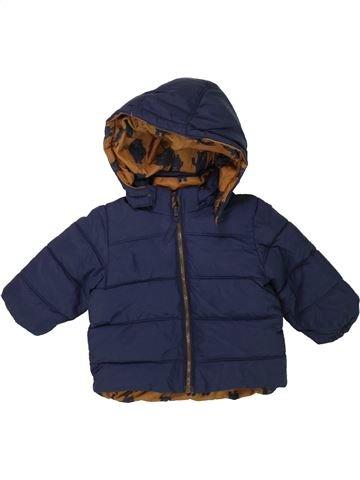 Plumífero niño H&M azul 6 meses invierno #1457194_1