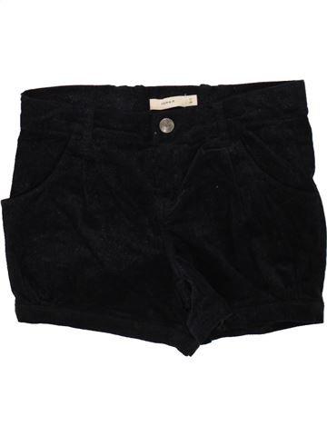 Short-Bermudas niña NAME IT negro 10 años invierno #1457266_1