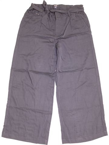Pantalon fille KIABI violet 12 ans été #1457409_1