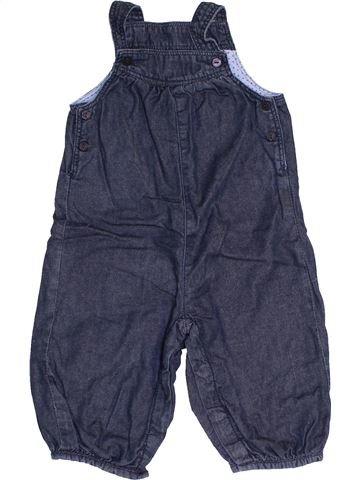 Mono niña BOUT'CHOU azul 9 meses invierno #1457876_1