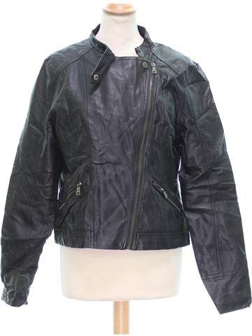 Vestes cuir simili femme PRIMARK 42 (L - T2) hiver #1457939_1