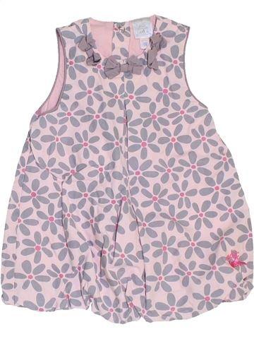 Vestido niña CADET ROUSSELLE gris 6 meses invierno #1458418_1