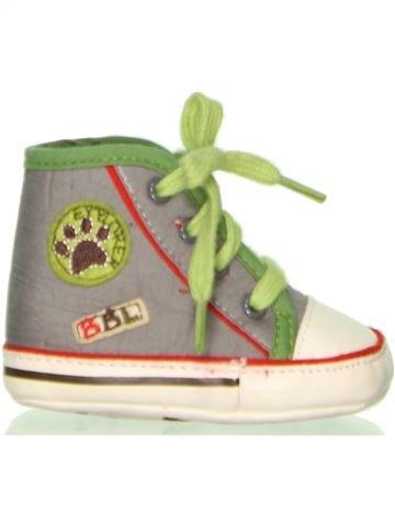 Zapatos bebe niño BOBOLI beige 3 meses invierno #1458557_1
