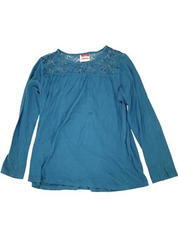 Blusa de manga larga niña YIGGA azul 12 años invierno #1458575_1
