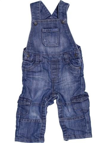 Salopette garçon OKAIDI bleu 3 mois hiver #1458602_1