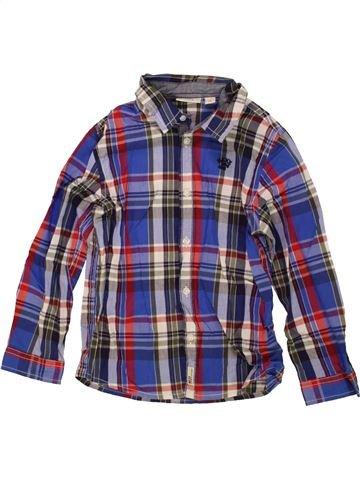 Camisa de manga larga niño MEXX azul 5 años invierno #1458691_1