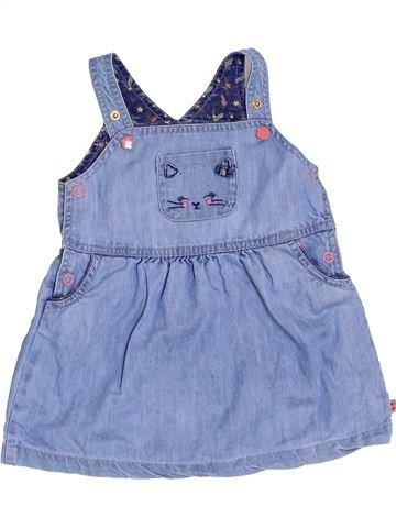 Vestido niña SERGENT MAJOR azul 18 meses invierno #1458702_1
