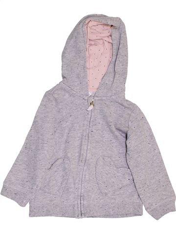 Sudadera niña H&M gris 2 años invierno #1458887_1
