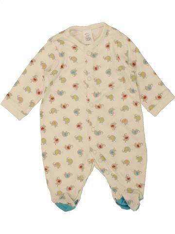 Pijama de 1 pieza niño C&A beige 1 mes verano #1458957_1