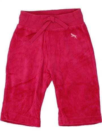 Pantalón niña H&M rojo 6 meses invierno #1459010_1