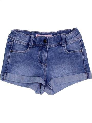 Short-Bermudas niña GEMO azul 3 años verano #1459138_1