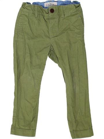 Tejano-Vaquero niño H&M verde 2 años invierno #1459265_1