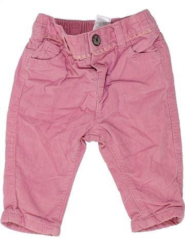 Pantalon fille NEXT rose 6 mois hiver #1459284_1