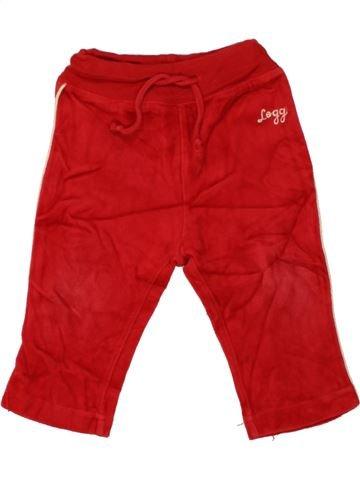 Pantalón niña H&M rojo 9 meses invierno #1459396_1