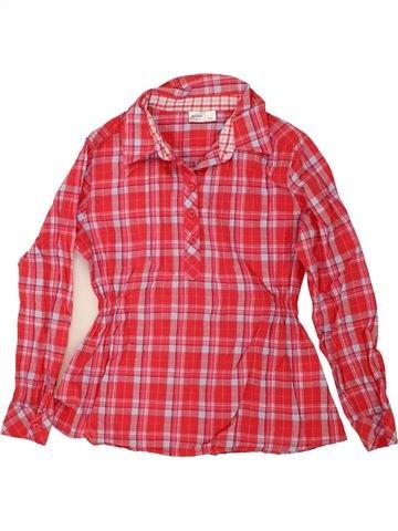 Blusa de manga larga niña ALIVE rosa 8 años invierno #1459480_1