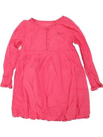 Vestido niña ESPRIT rosa 7 años verano #1459491_1