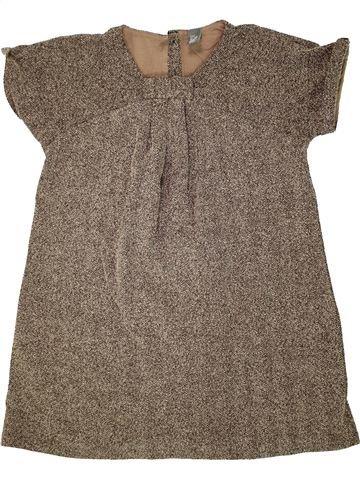 Vestido niña ZARA marrón 12 años invierno #1459509_1