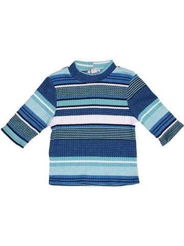 Camiseta de manga corta niña RIVER ISLAND azul 8 años verano #1459545_1