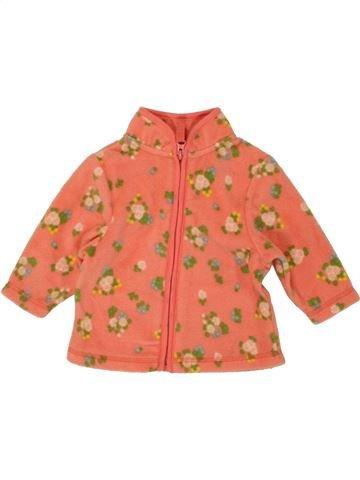 Gilet fille MOTHERCARE orange 6 mois hiver #1459745_1