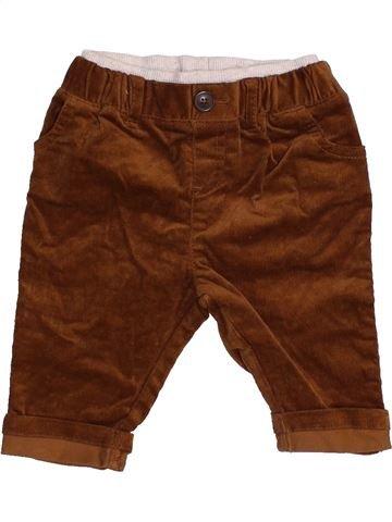 Pantalón niño NEXT marrón 6 meses invierno #1459751_1