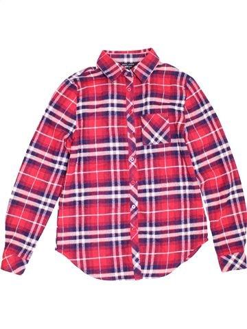 Blusa de manga larga niña NEW LOOK rosa 9 años invierno #1459808_1