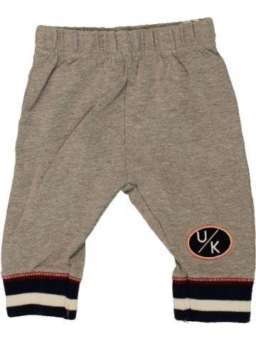 Pantalon garçon DIRKJE gris 1 mois hiver #1459871_1
