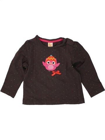 Camiseta de manga larga niña FRENDZ beige 12 meses invierno #1459958_1