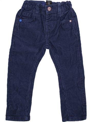 Pantalon garçon NEXT bleu 18 mois hiver #1460070_1