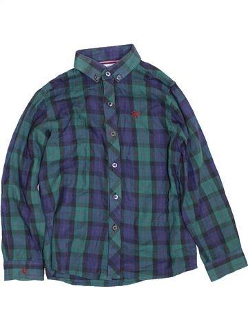 Chemise manches longues garçon NEXT bleu 6 ans hiver #1460140_1
