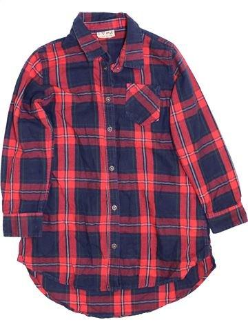Camisa de manga larga niño NEXT violeta 6 años invierno #1460325_1