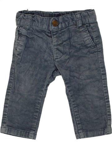 Pantalon garçon JBC bleu 3 mois hiver #1460333_1