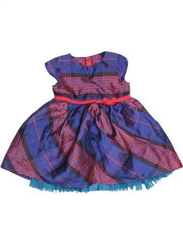 Vestido niña MARKS & SPENCER violeta 12 meses invierno #1460359_1