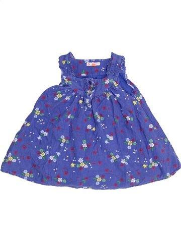 Vestido niña JOHN LEWIS violeta 12 meses invierno #1460371_1
