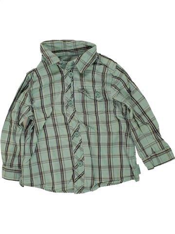 Camisa de manga larga niño MEXX gris 18 meses invierno #1460792_1